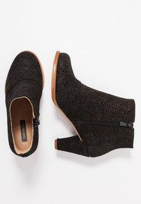 Neosens - BEBA - Korte laarzen - black - 3