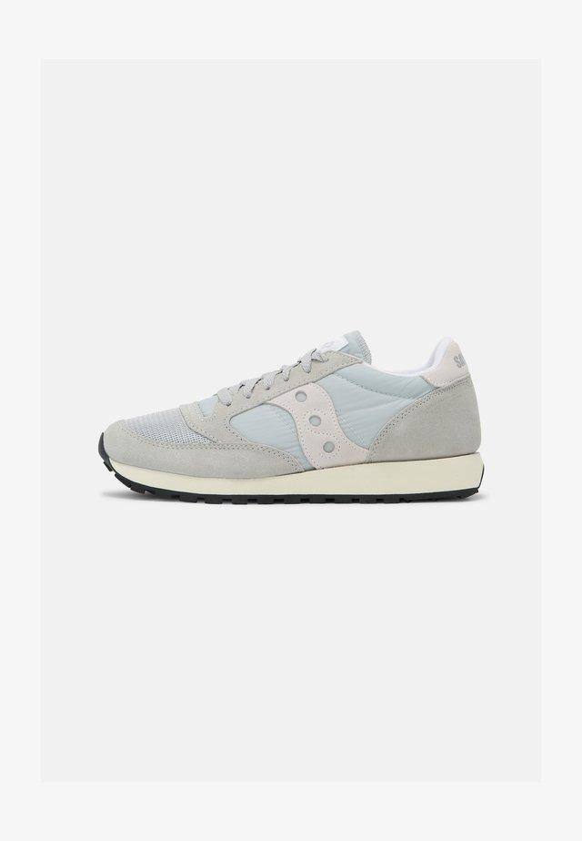JAZZ ORIGINAL VINTAGE UNISEX - Sneakers laag - grey/white