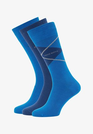 3 PACK - Chaussettes - open blue