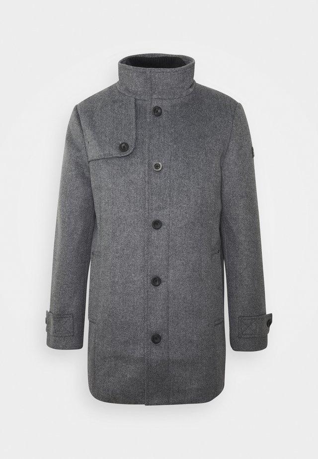 COAT - Classic coat - mid grey