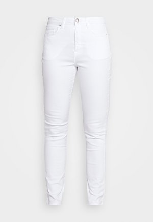 STRETCH PANT - Skinny džíny - optic white