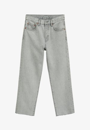 HAVANA - Straight leg jeans - gris denim