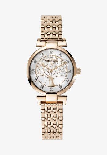 LIGNUM - Watch - rose gold