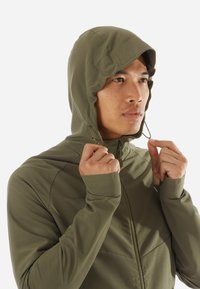 Mammut - MACUN - Soft shell jacket - green/dark green - 2