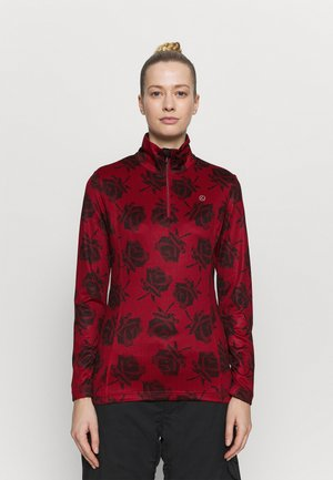 ESTBY - Fleece jumper - classic red