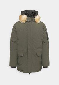 Schott - NELSON - Winter coat - kaki - 4
