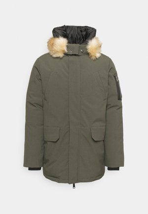 NELSON - Winter coat - kaki