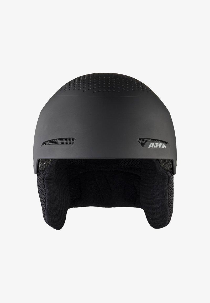 Alpina - ZUPO - Helm - black matt