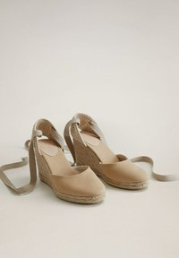 Mango - High heels - ecru - 1