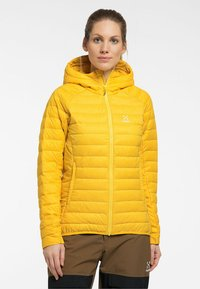 Haglöfs - Winter jacket - pumpkin yellow - 0