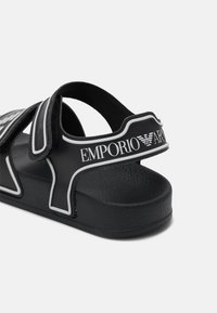 Emporio Armani - Sandals - dark blue - 4
