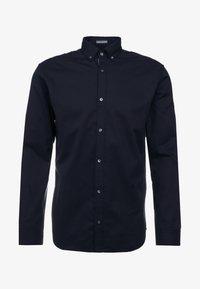 Jack & Jones PREMIUM - JPRFOCUS SOLID SHIRT SLIM FIT - Shirt - navy blazer - 4