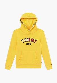Tommy Hilfiger - GRAPHIC HOODED - Sweat à capuche - yellow - 0