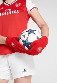 adidas Performance - ARSENAL LONDON FC GLOVES - Brankářské rukavice - scarlet/collegiate navy/white - 1