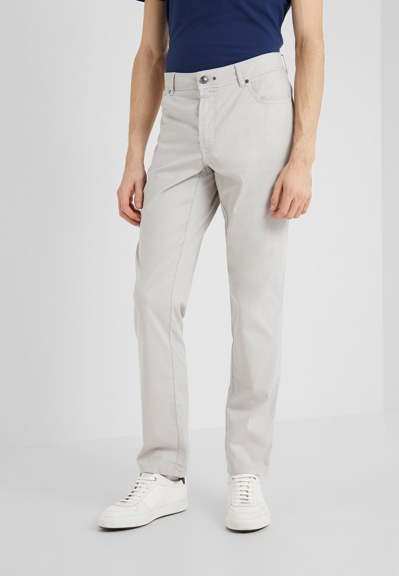Hackett London - Trousers - mist