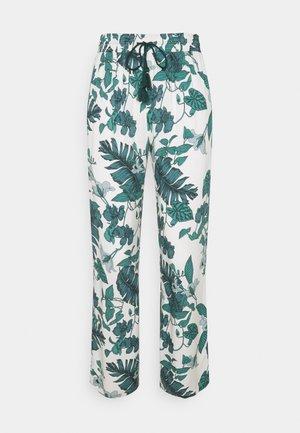 TROPICAL LOUNGE - Pyjama bottoms - green