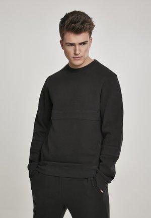 HEAVY CREW - Sweatshirt - black