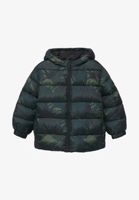 Mango - AMERICA - Winter coat - kaki - 0