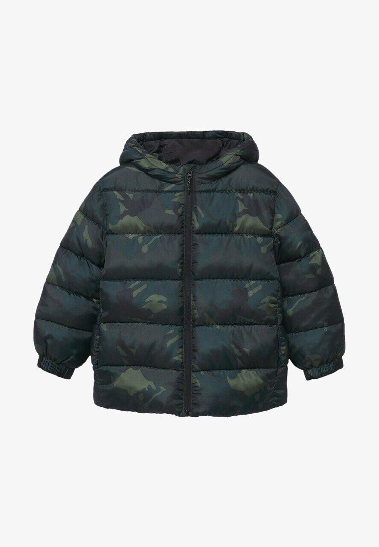 Mango - AMERICA - Winter coat - kaki