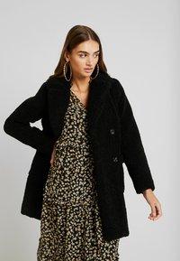 New Look - COAT - Winter coat - black - 0