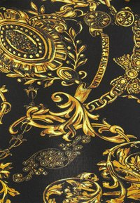 Versace Jeans Couture - Long sleeved top - black/gold - 5