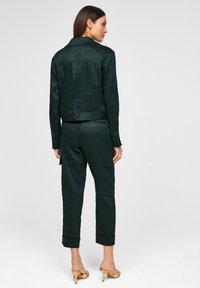 s.Oliver BLACK LABEL - Veste légère - dark green - 2