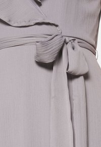 Nly by Nelly - DASHING FLOUNCE GOWN - Occasion wear - light grey - 7