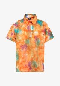 DROPS WOVEN - Camicia - orange multi