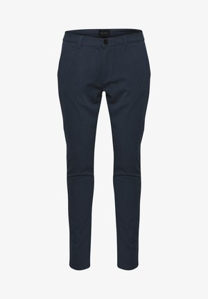 TOFREDERIC - Pantalones chinos - ombre blu