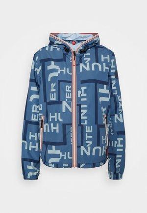 WOMENS ORIGINAL SHELL JACKET - Waterproof jacket - gill wave exploded logo print