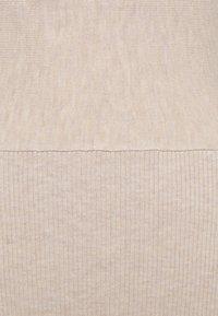 Zign - Shift dress - beige - 4
