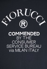 Fiorucci - COMMENDED - T-shirt print - navy - 5