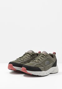 Skechers - OAK CANYON - Trainers - olive/black - 2
