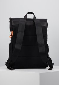 Ecoalf - ZERMAT BACKPACK - Reppu - black - 2