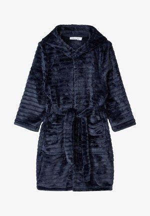 Dressing gown - dark sapphire