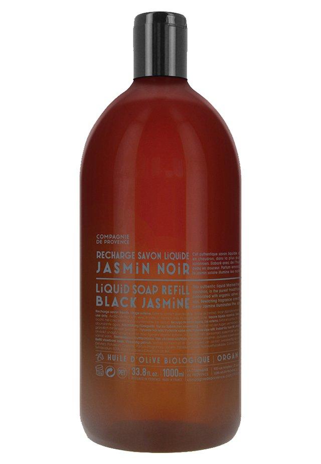 LIQUID MARSEILLE SOAP REFILL - Savon liquide - black jasmine