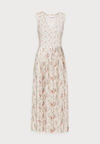 Rich & Royal - DRESS PRINTED - Maxikjole - white stone - 4