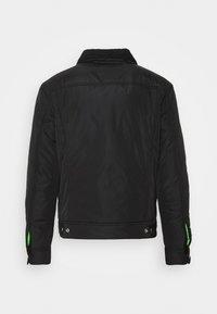 Diesel - W-JORGE JACKET - Light jacket - black - 1