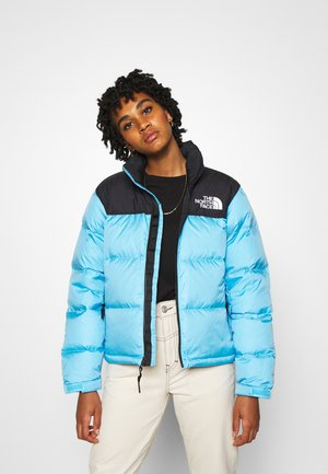 RETRO NUPTSE JACKET - Down jacket - ethereal blue