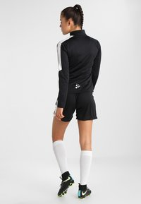 Craft - PROGRESS HALFZIP TEE - Sportswear - black - 2