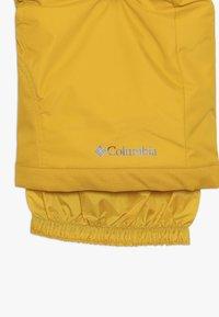Columbia - BUGABOO PANT - Snow pants - golden yellow - 2