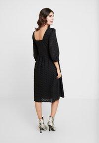 Love Copenhagen - MIRDALC DRESS - Day dress - pitch black - 3