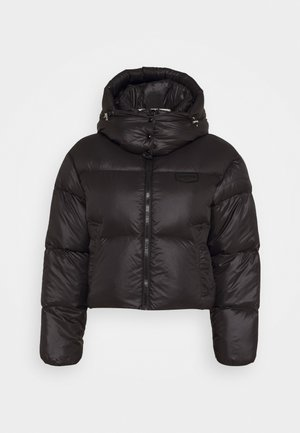 DIADEMADUE - Down jacket - nero