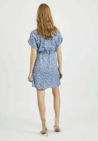Vila - Day dress - colony blue - 2