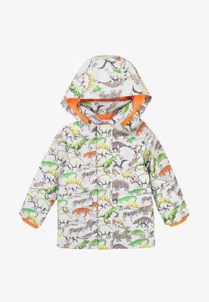 Waterproof jacket - multi-coloured