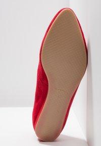 Tamaris - Ballet pumps - lipstick - 6