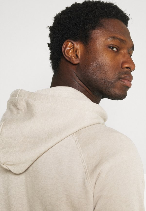 Pier One Bluza z kapturem - tan/jasnobrązowy Odzież Męska BYAH