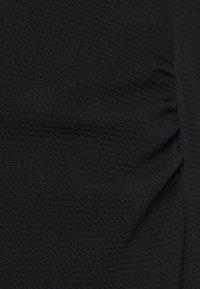 Dorothy Perkins Maternity - BODY CON DRESS - Jerseyjurk - black - 2
