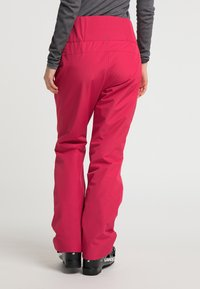 PYUA - Trousers - jalapeno red - 2