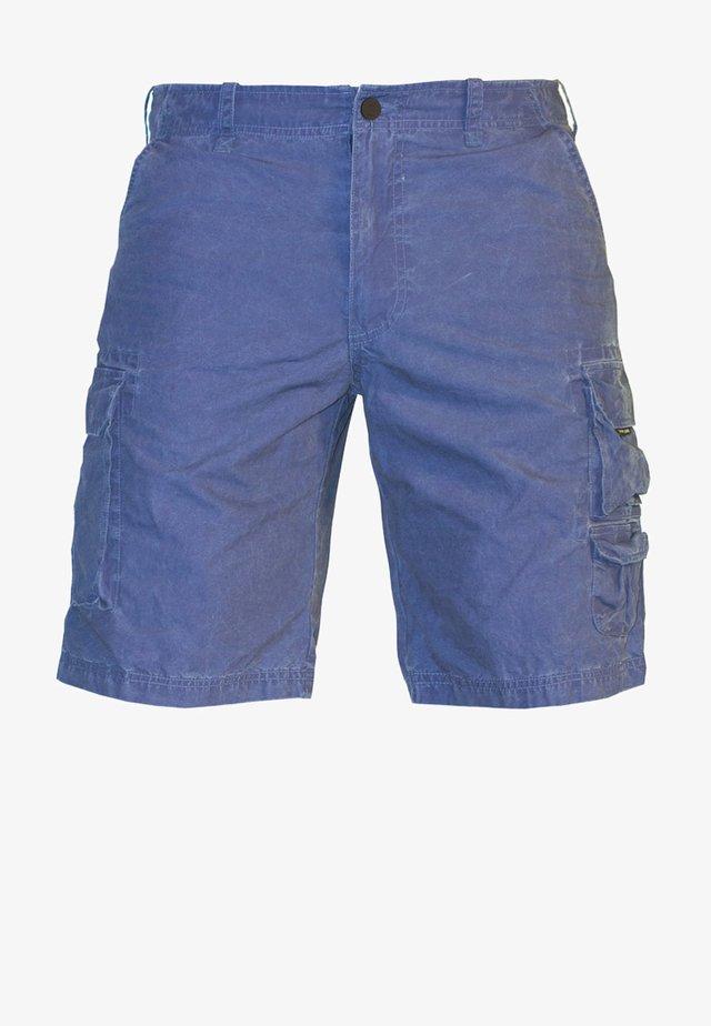 RUDDER - Shorts - blue